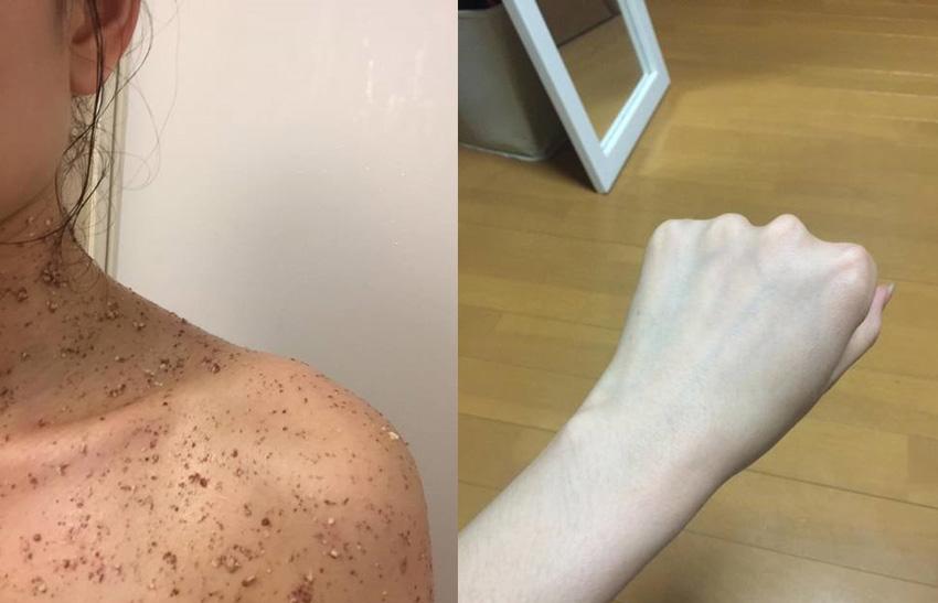 Cách làm trắng da toàn thân nhanh nhất bằng bột đậu đỏ