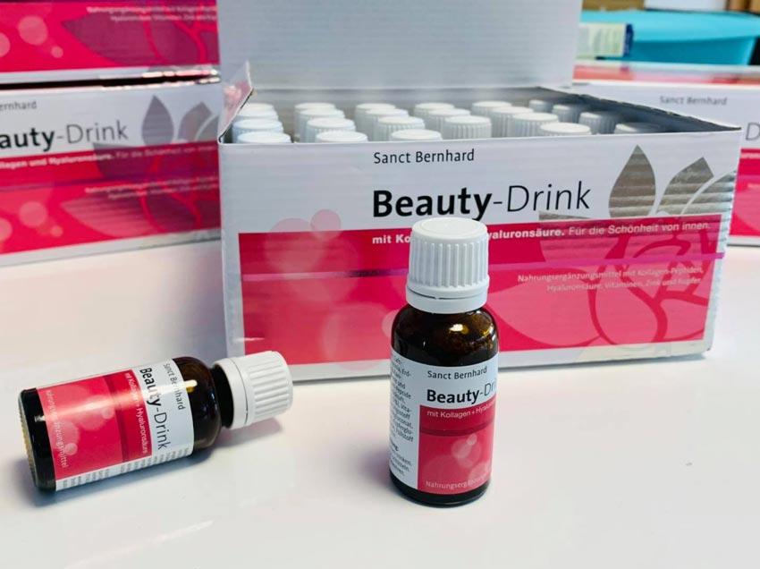 Collagen Beauty Drink của Sanct Bernhard