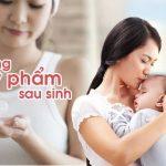 Sau sinh bao lâu được dùng mỹ phẩm? Dưỡng da sau sinh hiệu quả