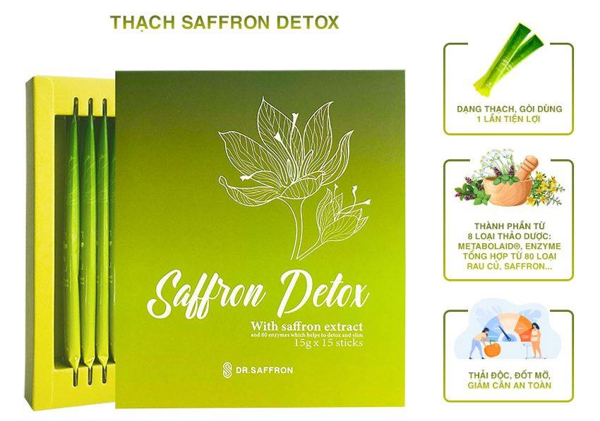 saffron-detox