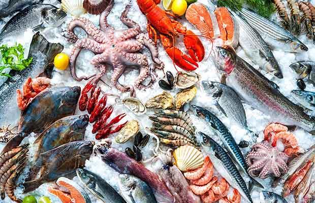 đồ hải sản
