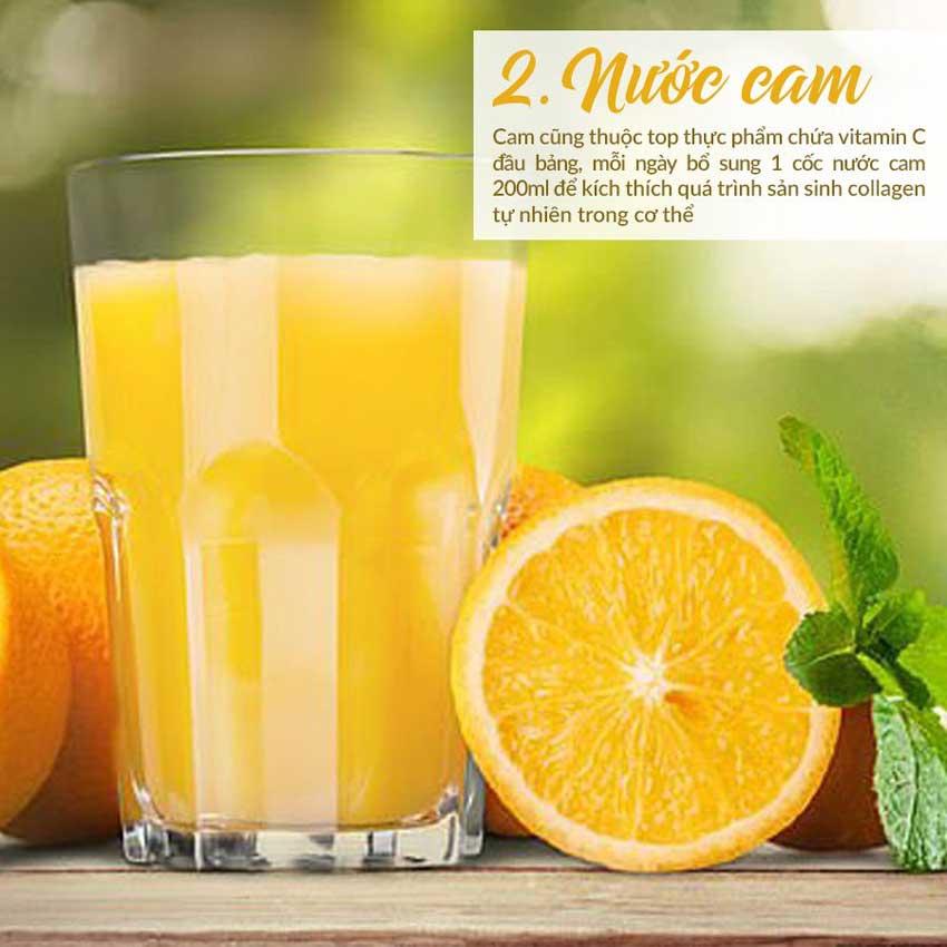 Cách uống collagen Saffron Colax hiệu quả nhất