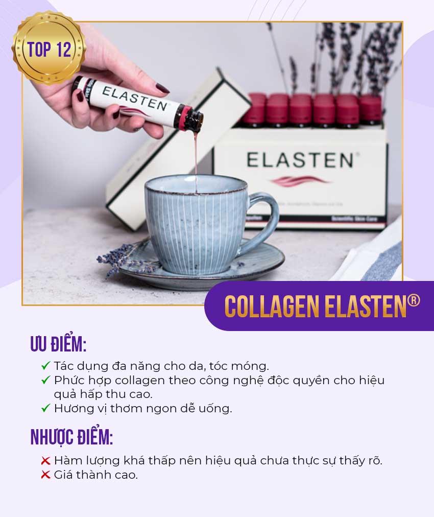 12. Collagen Elasten® Đức