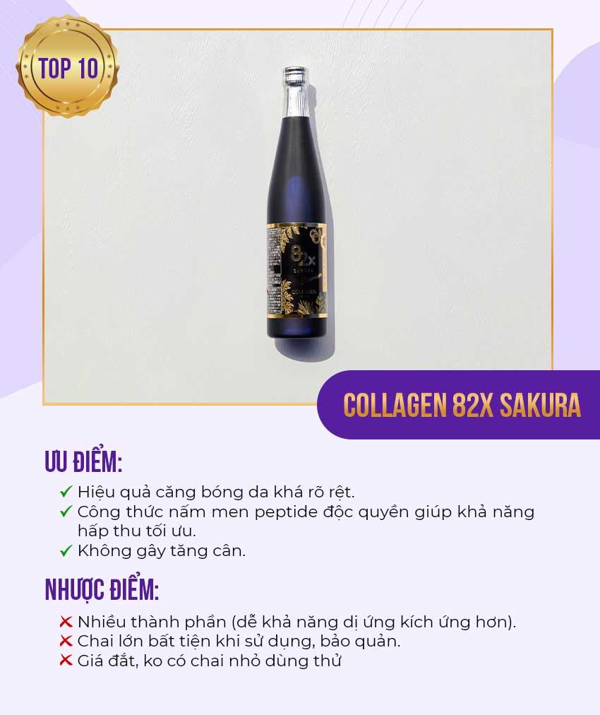 10. Collagen 82X Sakura