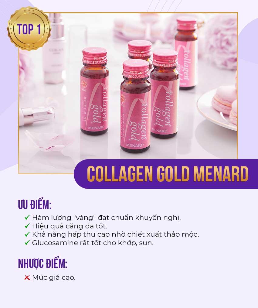 1. Collagen Gold Menard
