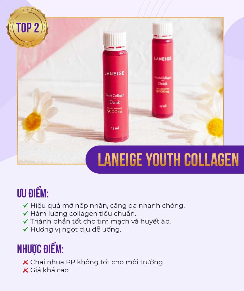 2. Laneige Youth Collagen
