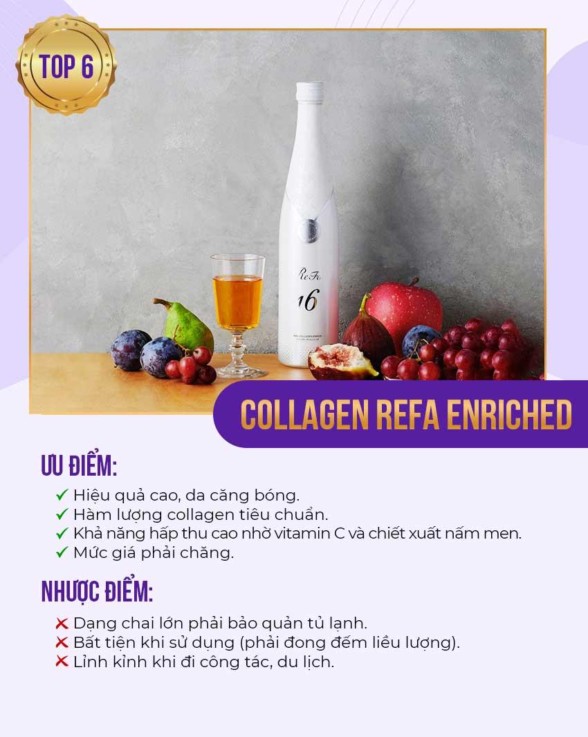 6. Collagen Refa Enrich