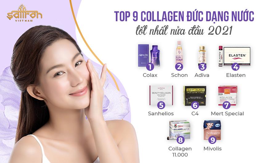 collagen đức dạng nước