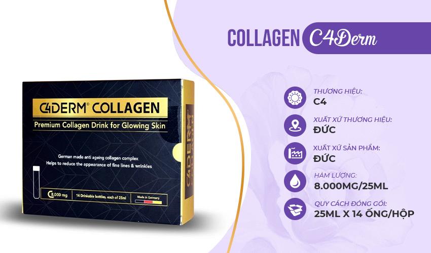 Top 8 collagen Đức dạng nước tốt nhất nửa đầu 2021
