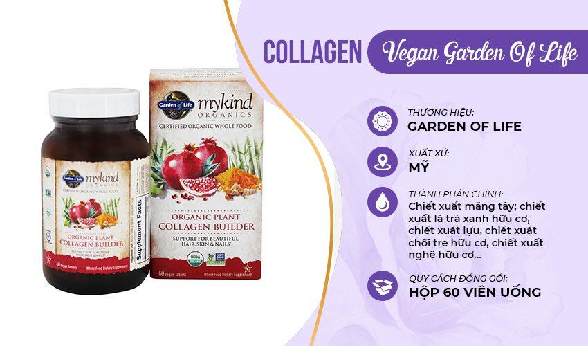 Vegan Collagen Garden Of Life