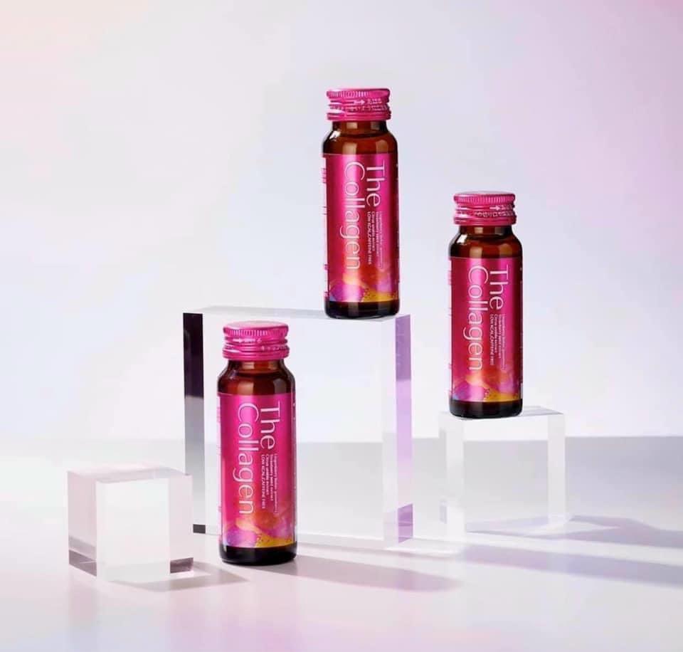 Thông tin về Collagen Shiseido dạng nước
